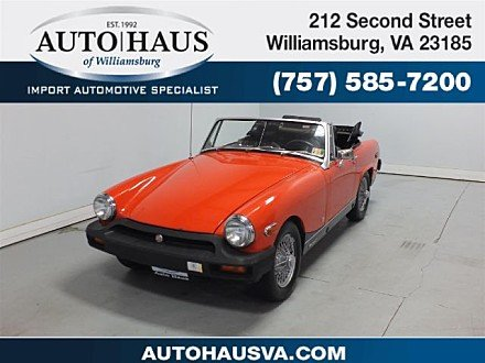 1975 MG Midget for sale 100982863