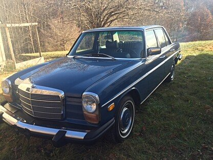 1975 Mercedes-Benz 240D for sale 100833515