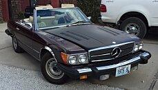 1975 Mercedes-Benz 450SL for sale 100742549
