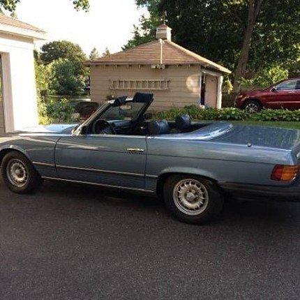 1975 Mercedes-Benz 450SL for sale 100829847