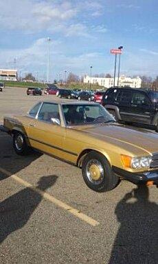 1975 Mercedes-Benz 450SL for sale 100855687