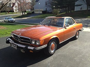 1975 Mercedes-Benz 450SL for sale 100834915