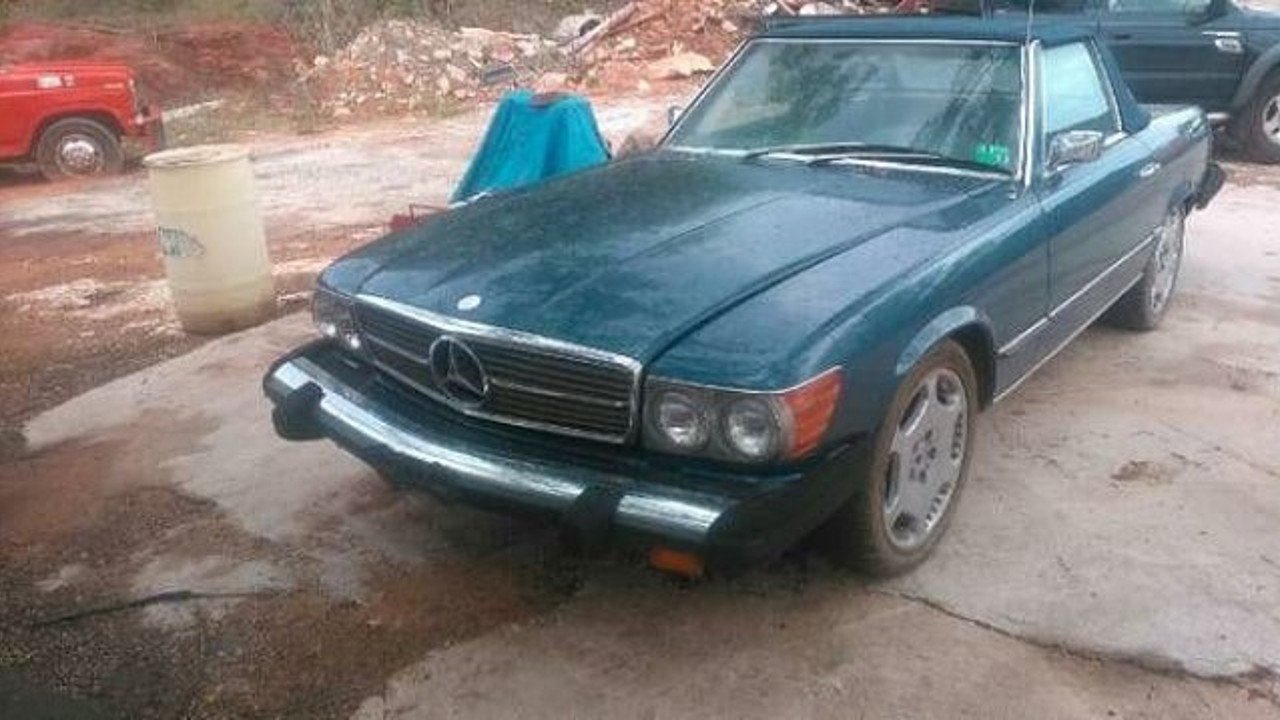 1975 Mercedes-Benz 450SL for sale 100868108