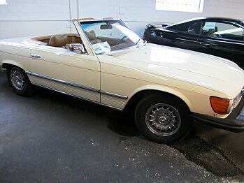 1975 Mercedes-Benz 450SL for sale 100922134