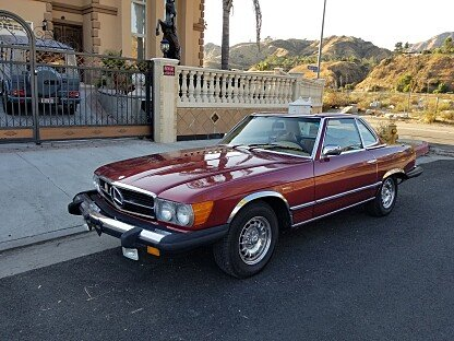 1975 Mercedes-Benz 450SL for sale 100906088