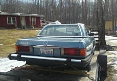 1975 Mercedes-Benz 450SL for sale 100850795