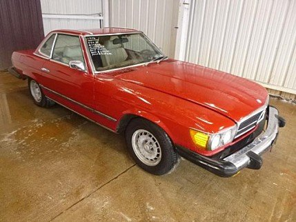 1975 Mercedes-Benz 450SL for sale 100973018