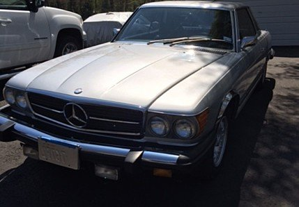 1975 Mercedes-Benz 450SLC for sale 100855523