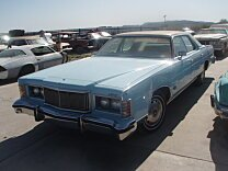 1975 Mercury Marquis for sale 100741529