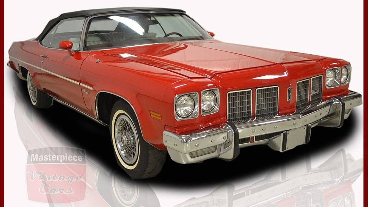 1975 Oldsmobile 88 for sale 100770243