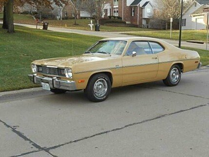 1975 Plymouth Duster for sale 100805075