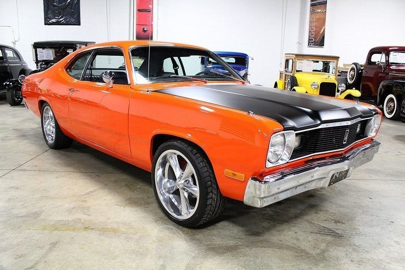 1975 Plymouth Duster Classic Trucks Car 100910107 200f5113df01db7d53815c0d1907a3d1?w=1280&h=720&r=thumbnail&s=1 1975 plymouth duster for sale near grand rapids, michigan 49512 plymouth duster wiring harness at edmiracle.co