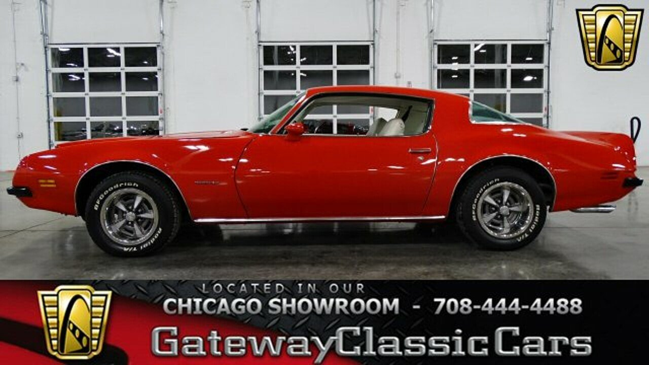 1975 Pontiac Firebird for sale 100965503