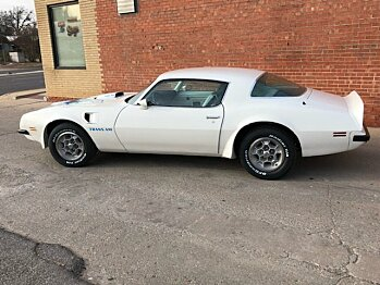 1975 Pontiac Firebird for sale 100979485