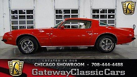 1975 Pontiac Firebird for sale 100965503