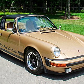 1975 Porsche 911 Targa for sale 100797975