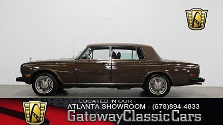 1975 Rolls-Royce Silver Shadow for sale 100856976