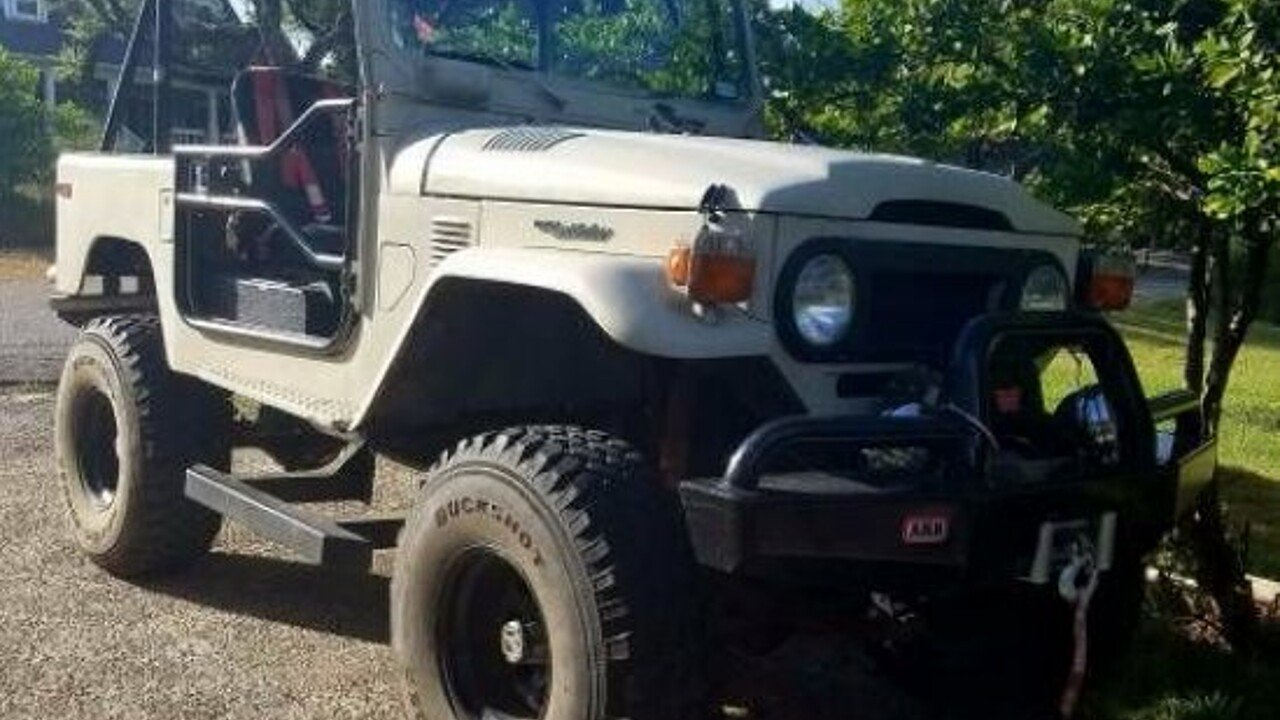 1975 Toyota Land Cruiser for sale 100929433