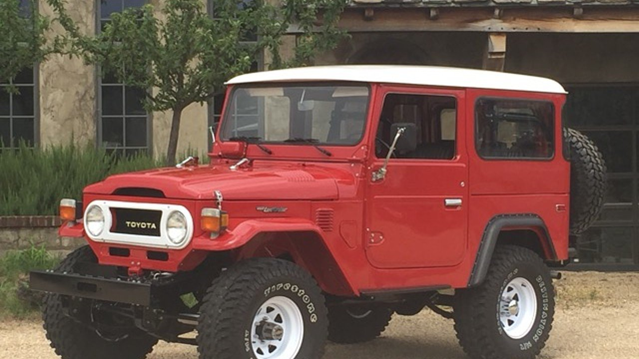 1975 Toyota Land Cruiser for sale 101005726