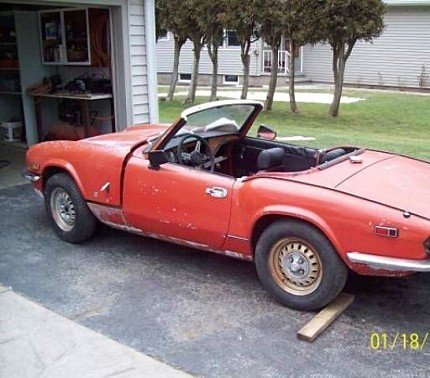 1975 Triumph Spitfire for sale 100829326