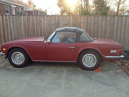 1975 Triumph TR6 for sale 100776982