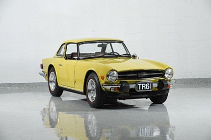1975 Triumph TR6 for sale 100849067