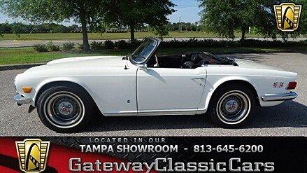 1975 Triumph TR6 for sale 100860422
