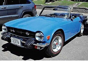 1975 Triumph TR6 for sale 100797589