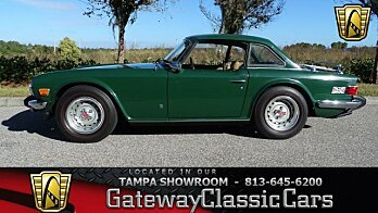 1975 Triumph TR6 for sale 100964820