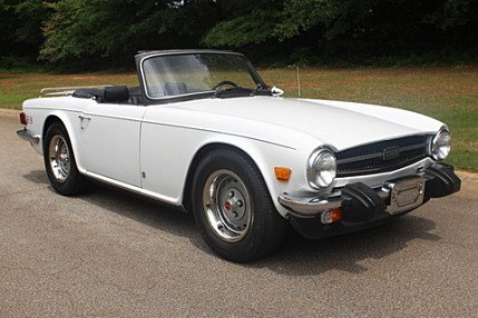 1975 Triumph TR6 for sale 100867736