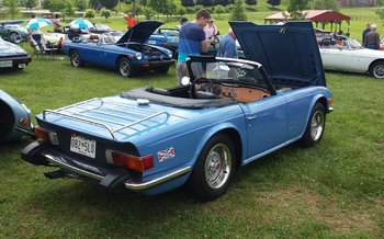 1975 Triumph TR6 for sale 100875243