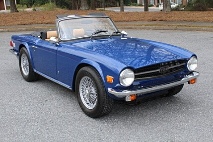 1975 Triumph TR6 for sale 100967705