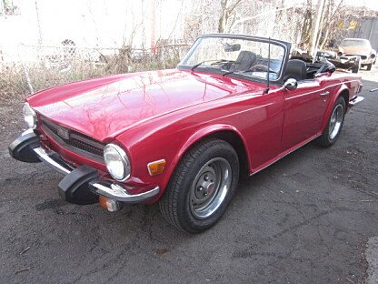 1975 Triumph TR6 for sale 100975567