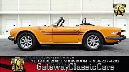 1975 Triumph TR6 for sale 100991304