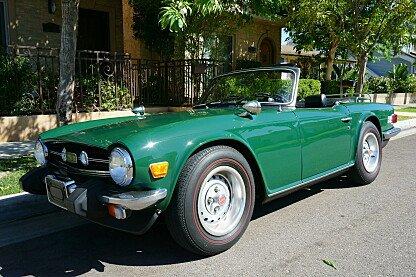 1975 Triumph TR6 for sale 101029896