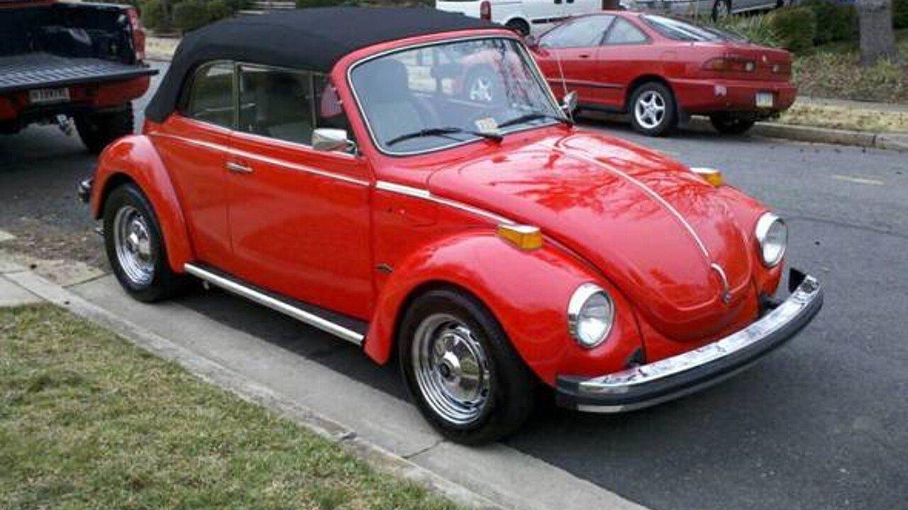 1975 volkswagen beetle for sale 100799449