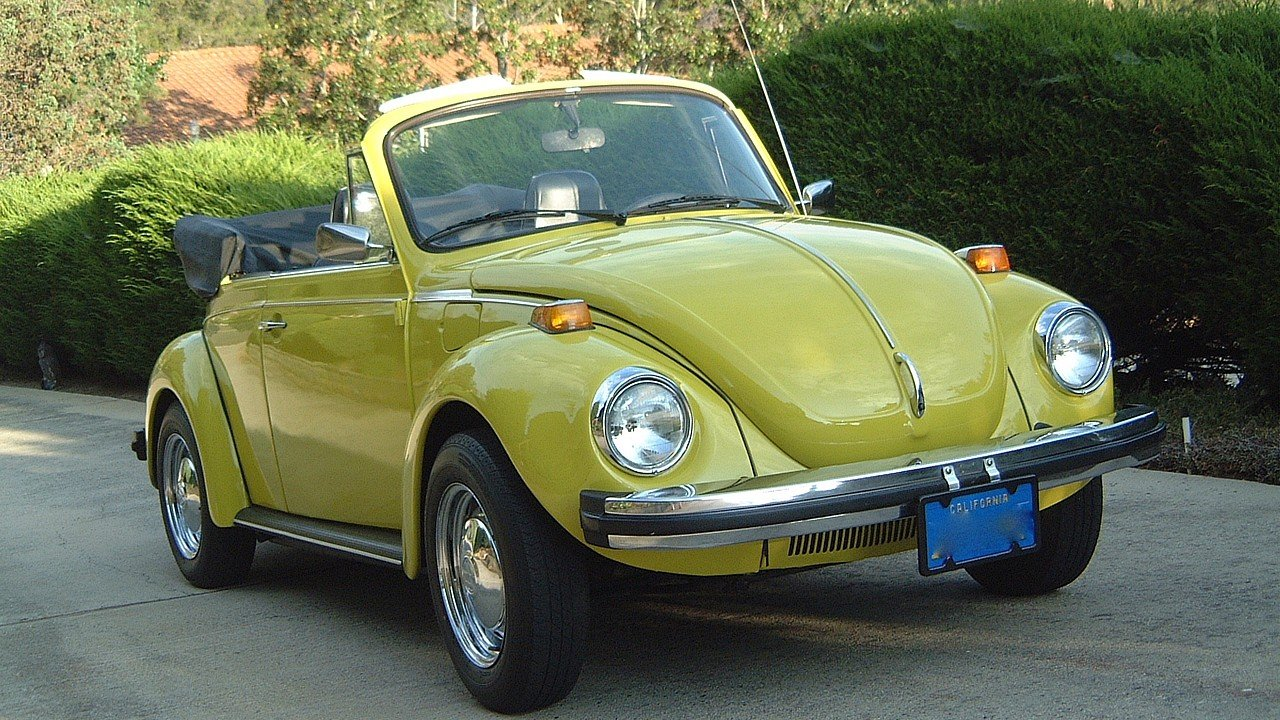 1975 volkswagen beetle convertible for sale near poway california 92064 classics on autotrader. Black Bedroom Furniture Sets. Home Design Ideas