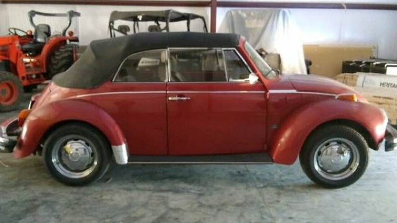 1975 Volkswagen Beetle for sale 100966615