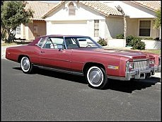1975 cadillac Eldorado for sale 100829824