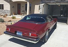 1975 chevrolet Camaro for sale 101003718