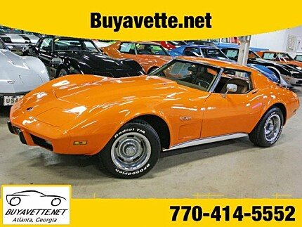 1975 chevrolet Corvette for sale 101012682