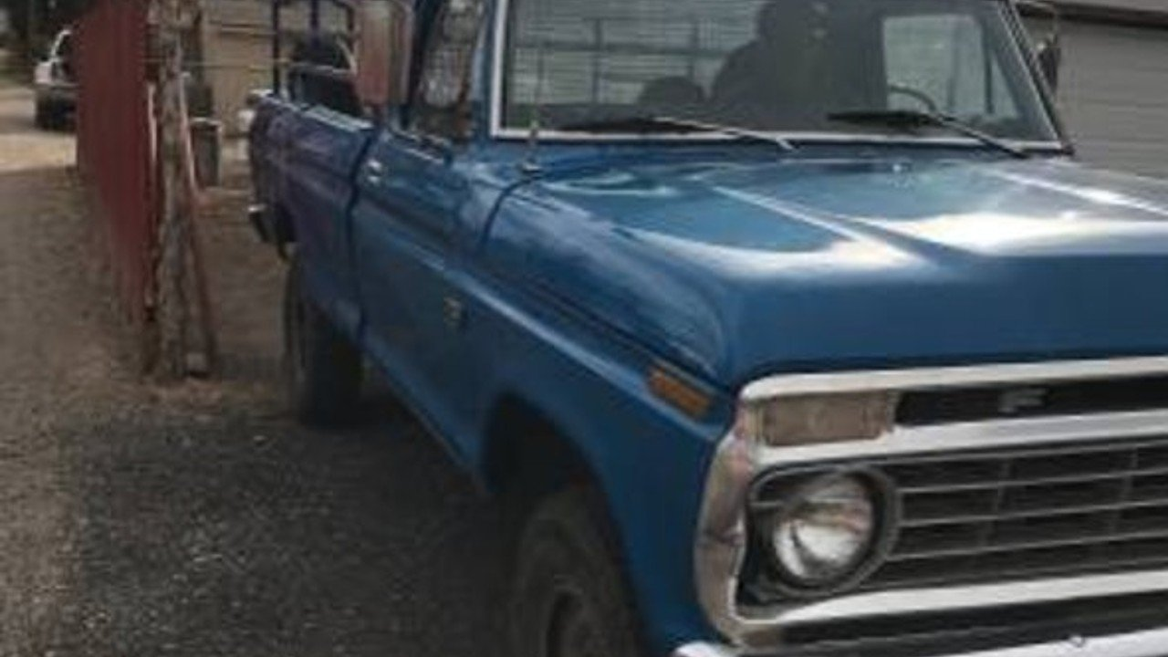 1975 ford F250 for sale 100923419