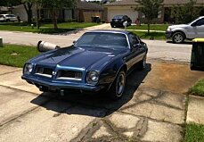 1975 pontiac Firebird for sale 101023014