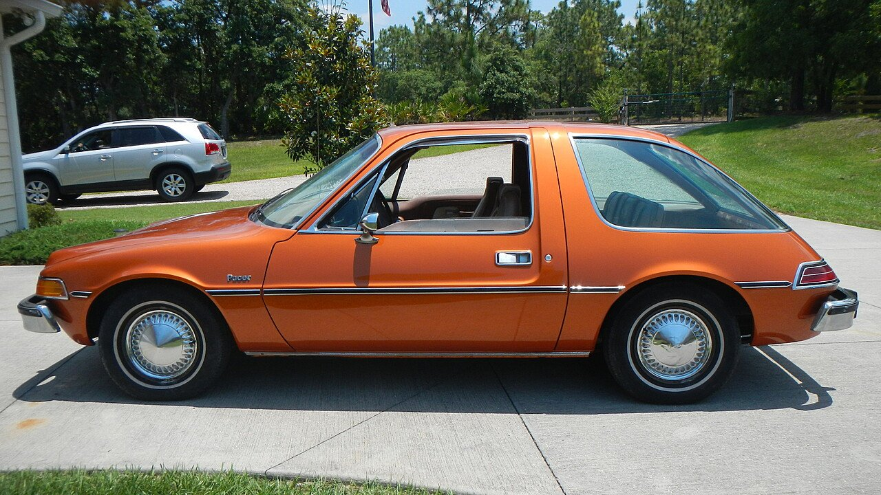 1976 amc pacer for sale near beverly hills florida 34465 classics on autotrader. Black Bedroom Furniture Sets. Home Design Ideas