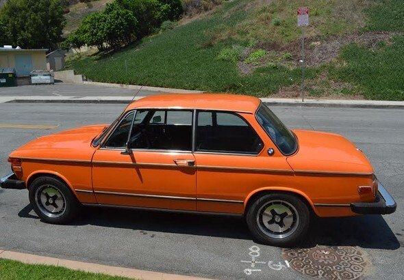 bmw 2002 classics for sale classics on autotrader rh classics autotrader com 1970 BMW 2500 1967 BMW 1600
