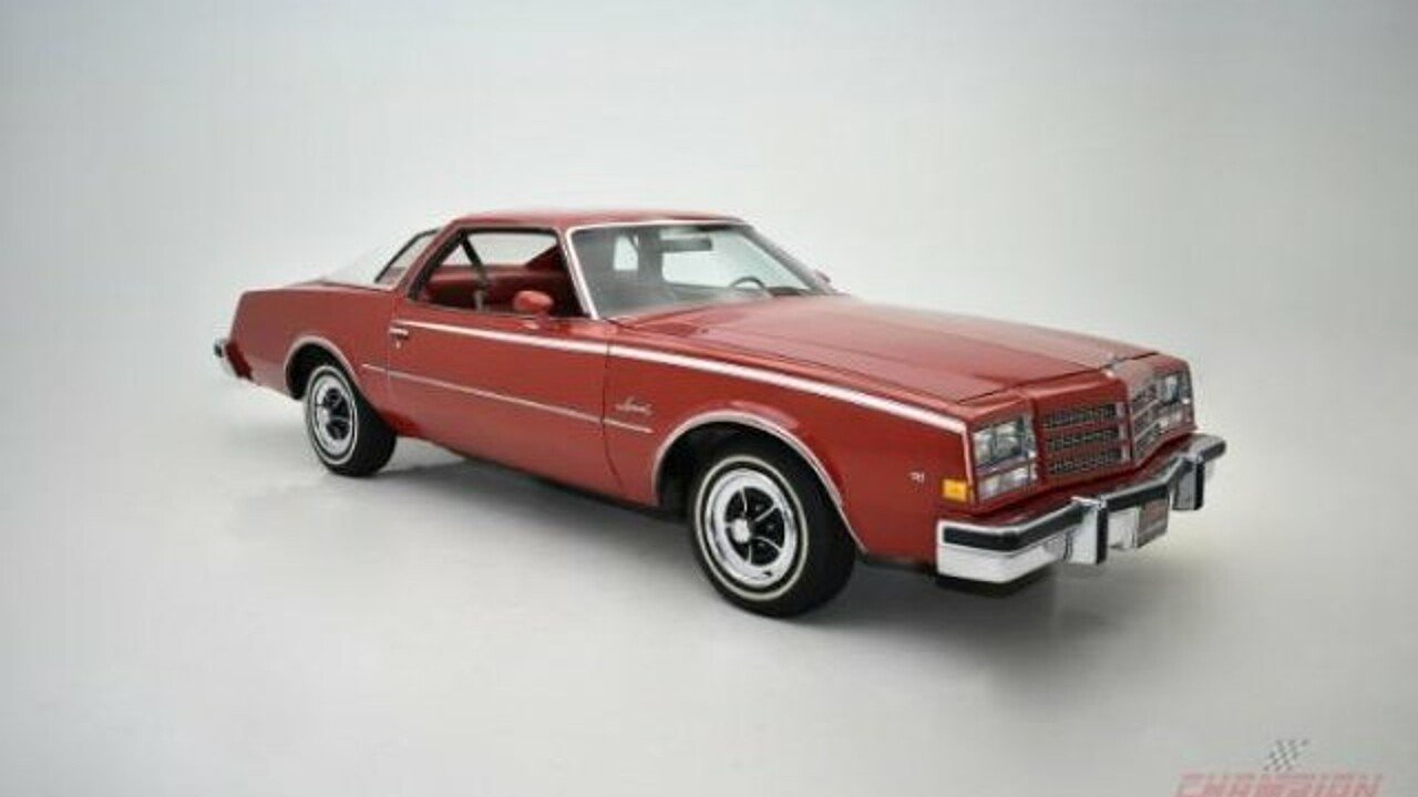 1976 buick century for sale 100898487