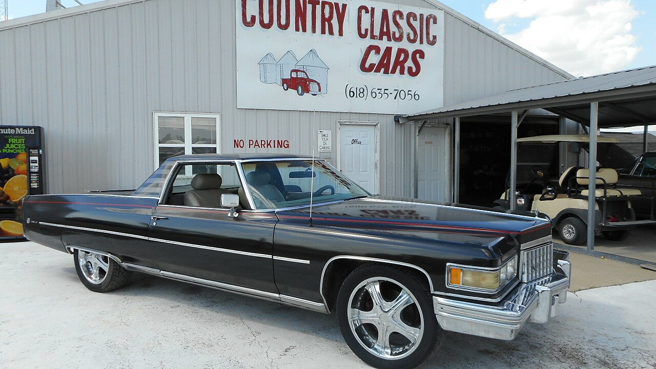 1976 Cadillac Custom for sale near Staunton, Illinois 62088 ...