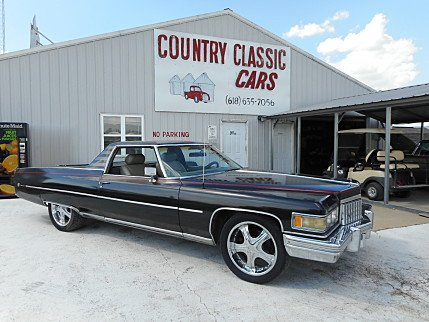 1976 Cadillac Custom for sale 100878041