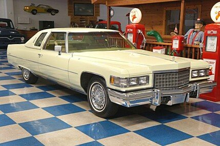 1976 Cadillac De Ville for sale 100837031