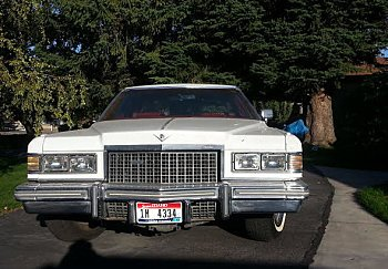 1976 Cadillac De Ville for sale 100798405